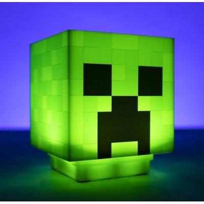 Lampada Minecraft Creeper Light 3D lamp paladone