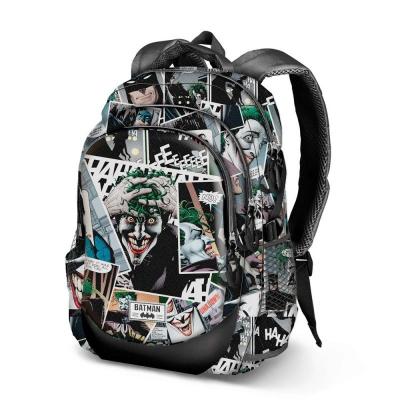Zaino Running Joker Batman DC Comics Backpack 44 cm Karactermania