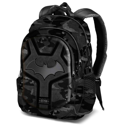Zaino Running Batman logo DC Comics Backpack 44 cm Karactermania