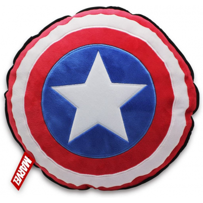 Cuscino Marvel Captain America scudo Shield Cushion 33cm ABYstyle