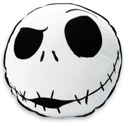 Cuscino Nightmare Before Christmas Jack Skellington head Cushion ABYstyle