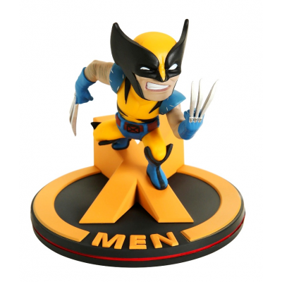 Marvel X-Men Wolverine Q-Fig Diorama figure Quantum Mechanix