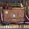 Borsa a tracolla Harry Potter Hogwarts Premium Messenger Shoulder Bag ABYstyle