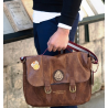 Borsa a tracolla Harry Potter Hogwarts Alumni Premium Messenger Bag ABYstyle