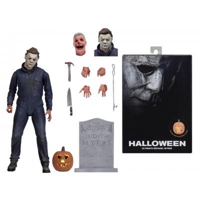Action figure Halloween (2018) Ultimate Michael Myers Neca