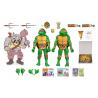 Action Figure Teenage Mutant Ninja Turtles Michelangelo & Raphael Nec