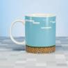Tazza Minecraft Build a Level Mug 325 ml ufficiale Paladone