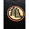 T-shirt Dragon Ball Z Kame House logo maglia black Child
