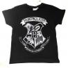 T-shirt Harry Potter - Hogwarts Crest maglia black Child