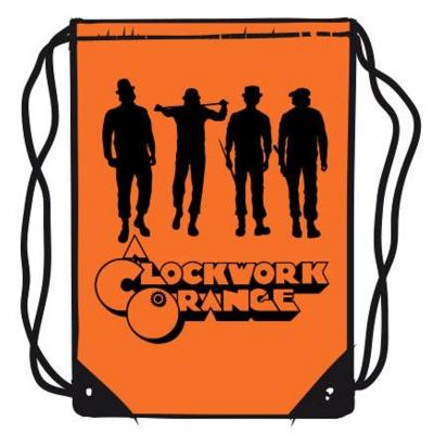 Sacca da palestra A Clockwork Orange sport gym bag 45 cm Comic Studio