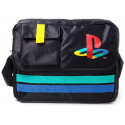 Borsa a tracolla Playstation PSOne retro logo black Messenger Bag 47 cm Difuzed