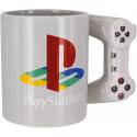 Tazza in ceramica Playstation retro Controller 3D Shaped Mug Paladone