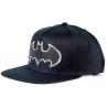 Cappello Batman metal logo black Snapback Cap Cerdà