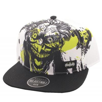 Cappello DC Comics Batman Joker sublimated Snapback Cap Hat Bioworld