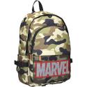 Zaino militare Marvel Comics Retro Dedication Army Backpack 45 cm Vadobag