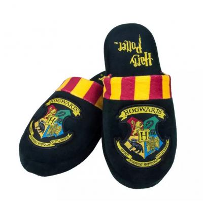 Pantofole antiscivolo Harry Potter Hogwarts Men Slippers One size 41/43 Groovy