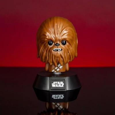 Lampada Star Wars Chewbacca Light 3D lamp Paladone Icons