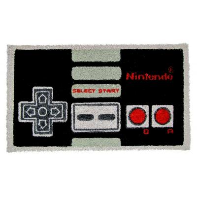 Zerbino Nintendo - Nes Controller Door Mat 40x60cm Pyramid