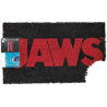 Zerbino Jaws Lo Squalo logo bitten Door Mat 42x73cm SD Toys