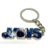 Portachiavi in metallo Lo Squalo Jaws Limited Edition Metal Keychain Fanattik