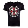 T-shirt Resident Evil Umbrella Corporation logo maglia Uomo ufficiale Difuzed