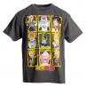 T-shirt Dragon Ball Z characters maglia grey Child bambino ufficiale Bioworld