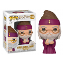 Harry Potter Albus Dumbledore Silente with baby Harry Pop Funko vinyl figure 115