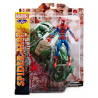Action figure Spider-man Marvel 20 cm with diorama by Diamond select