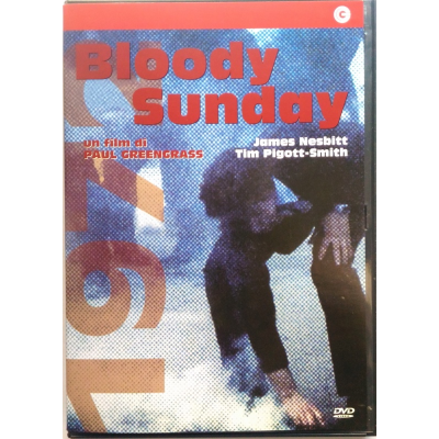 Dvd Bloody Sunday