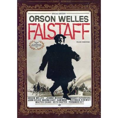 Dvd Falstaff - Special Edition (I Classici Ritrovati n° 15) di Orson Welles 1966