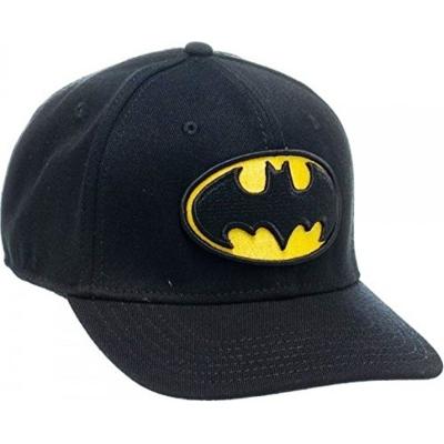 Cappello Batman classic logo flex Hat Baseball Cap DC Comics Bioworld