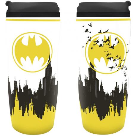 Borraccia DC Comics Batman Gotham tumbler ABYstyle