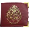 Portafoglio Harry Potter Golden Hogwarts Crest Premium Wallet ABYstyle