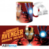 Tazza effetto metal Marvel Iron Man The Armored Avenger Foil Mug 460 ml ABYstyle