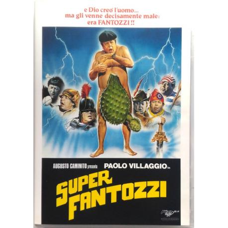Dvd Superfantozzi
