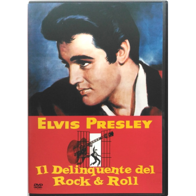 Dvd Il Delinquente del Rock & Roll