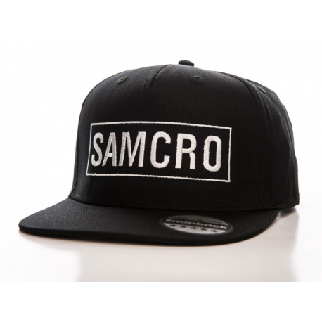 SCappello Sons Of Anarchy - SAMCRO Snapback Cap
