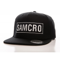 Cappello Sons Of Anarchy - SAMCRO Snapback Cap Hat Beechfield