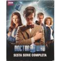 Blu-ray Doctor Who - Sesta serie Stagione 6 - cofanetto slipcase 5 dischi Usato