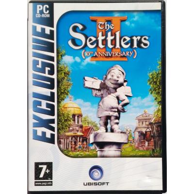 Gioco Pc The Settlers II 2 10th Anniversary Edition