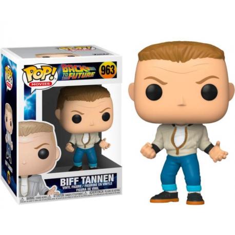 Back to the Future Biff Tannen Pop! Funko