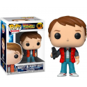 Back to the Future Marty McFly in Puffy Vest Pop! Funko vinyl figure n° 961