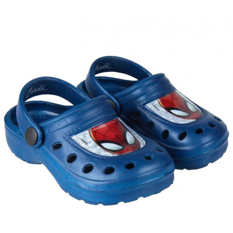Ciabatte Crocs Marvel Spider-Man child beach clogs Bambino blu Cerdà