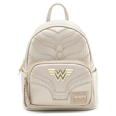 Zaino DC Comics Wonder Woman 84 cosplay Mini Backpack 30cm Loungefly