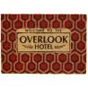 Zerbino The Shining Welcome to the Overlook Hotel Door Mat