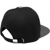 Cappello One Piece Luffy Skull Logo Black & Grey Cap Hat ABYstyle