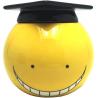 Tazza Assassination Classroom Koro Sensei 3D Shaped Mug con coperchio ABYstyle