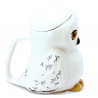 Tazza con coperchio Harry Potter gufo Hedwig owl 3D Shaped Mug ABYstyle