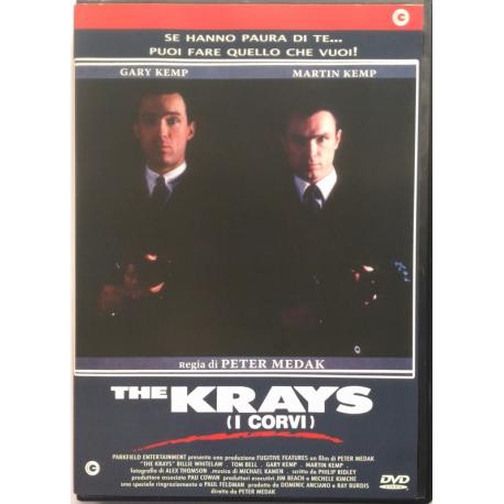 Dvd The Krays - I Corvi