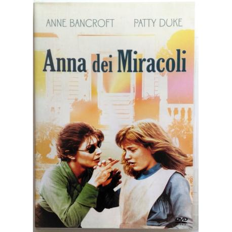 Dvd Anna dei miracoli